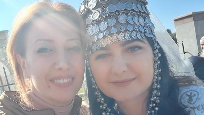 Հարսանիք Շուշիում. Գայանե Աբրահամյան