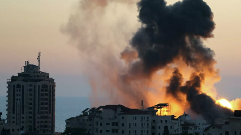 Իսրայելի օդուժը հարված է հասցրել Գազայի հատվածում ՆԳՆ շենքին. ԶԼՄ-ներ