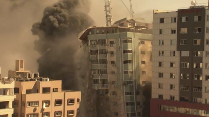 Գազայի հատվածում սպանված պաղեստինցիների թիվը հասել է 174-ի, որոնցից 47-ը երեխաներ են