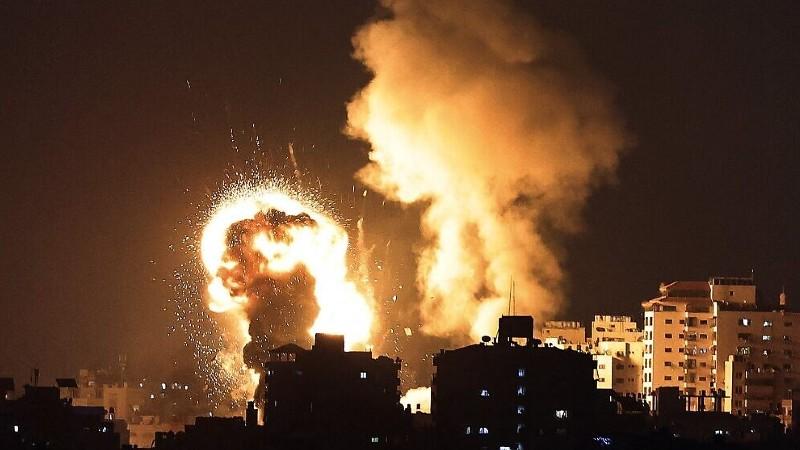 Իսրայելը վերջին 7 օրվա ընթացքում ամենաուժգին ավիահարվածներն է հասցրել Գազայի հատվածին. կան զոհեր ու բազմաթիվ վիրավորներ. Al Jazeera