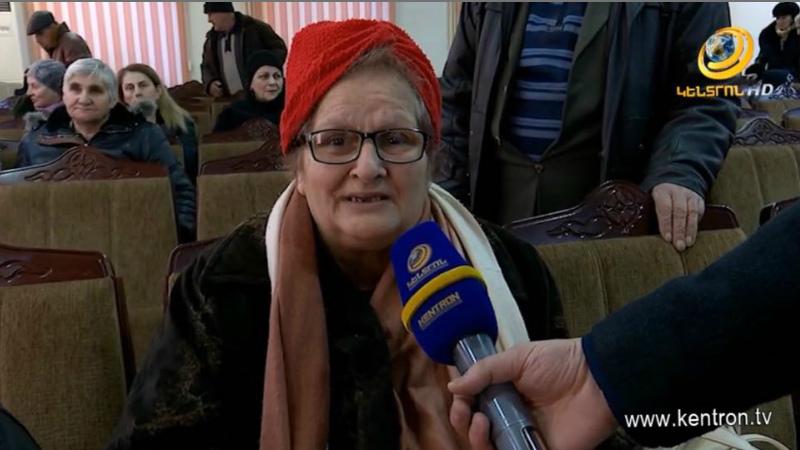«Գ.Ծառուկյան» հիմնադրամը ֆինանսական աջակցություն է ցուցաբերել 100-ավոր անապահով ընտանիքների