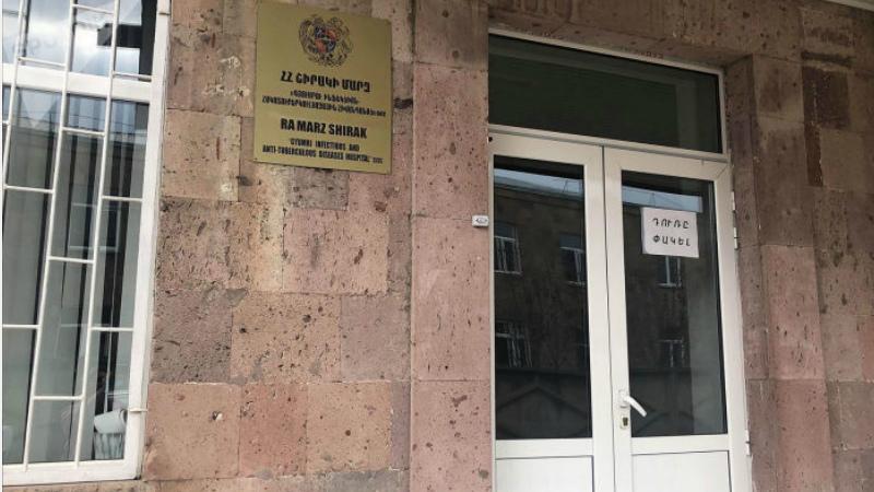 Գյումրու ինֆեկցիոն հիվանդանոցում կորոնավիրուսով 78 հիվանդ է բուժվում, 42-ը Շիրակի մարզի բնակիչ է
