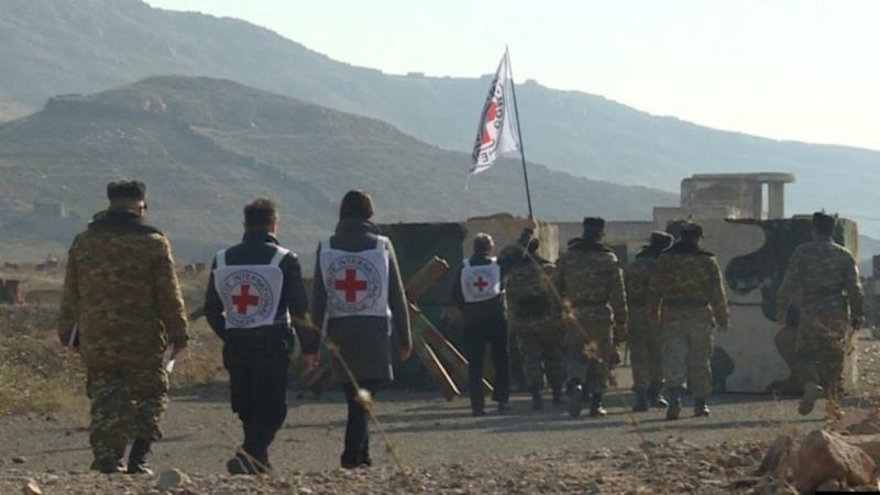 Երեք գերիները հայկական կողմին են փոխանցվել առողջական լուրջ խնդիրներ ունենալու պատճառով