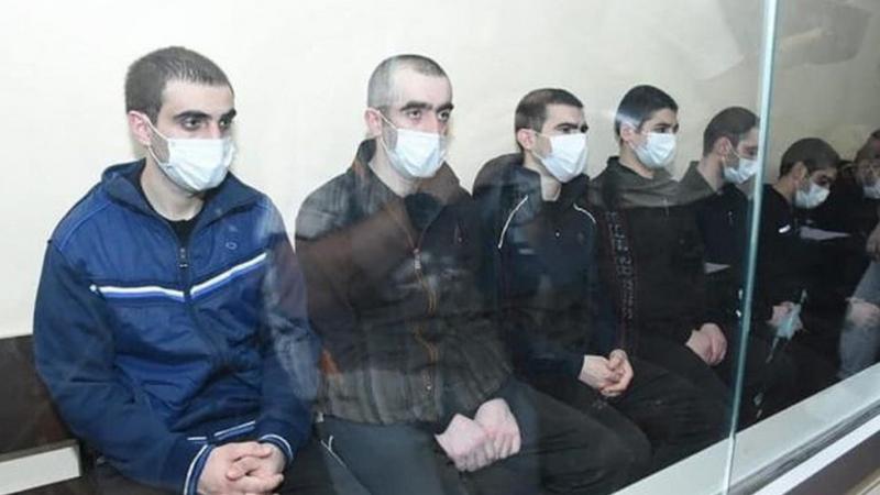 Ադրբեջանական դատարանը 2 հայ ռազմագերու դատապարտել է 4 տարվա, իսկ 12 ռազմագերու՝ 6 ամսվա ազատազրկման