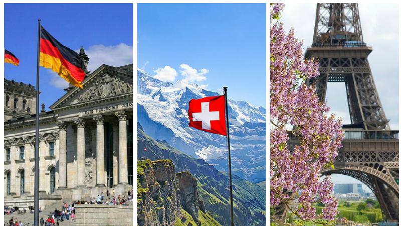 Վաղվանից Գերմանիան կփակի է իր սահմանները Ֆրանսիայի, Ավստրիայի և Շվեյցարիայի հետ