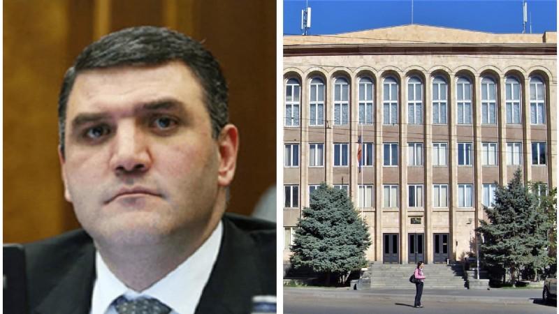 Գևորգ Կոստանյանի՝ ՍԴ դիմումի քննության համար նոր օր է  նշանակվել