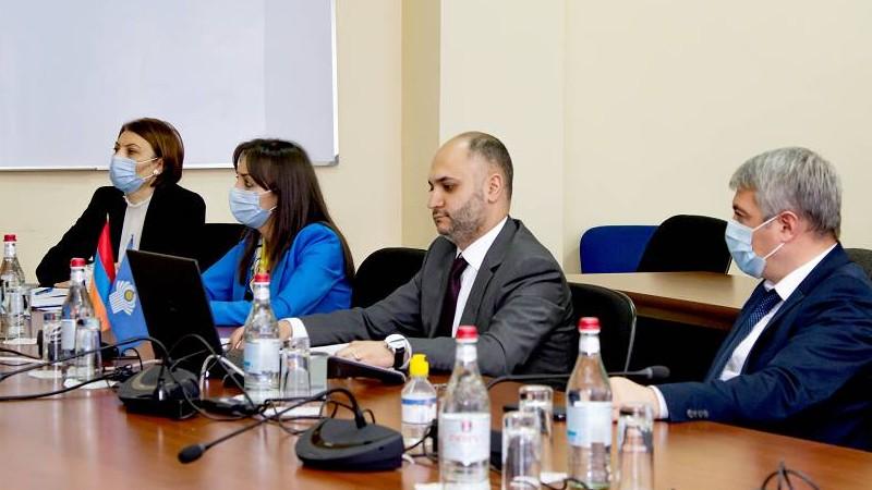 Գեղամ Գևորգյանը մասնակցել է ԱՊՀ հակամենաշնորհային քաղաքականության միջպետական խորհրդի նիստին