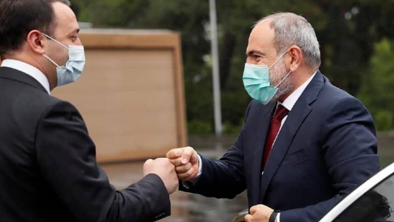 Ավարտվեցին հայ-վրացական բարձր մակարդակի բանակցությունները (լուսանկարներ)