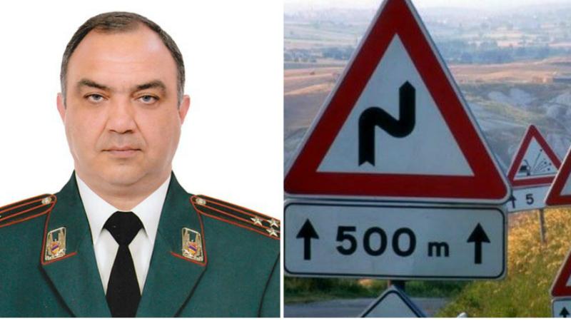 Վահե Ղազարյանը կառավարության հավանությանն է ներկայացրել որոշման նախագիծ, որով ռաջարկվում է ճանապարհային երեք նոր նշան ավելացնել