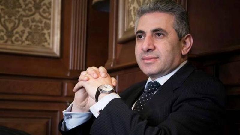 Էդգար Ղազարյանն ազատվել է ՍԴ աշխատակազմի ղեկավարի պաշտոնից