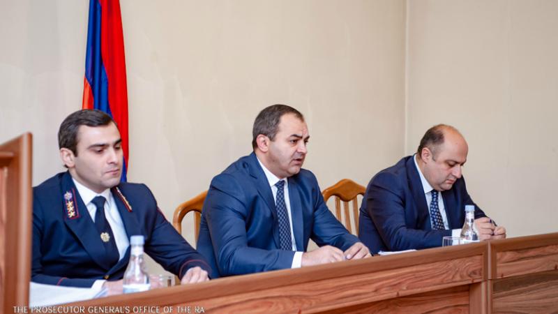 2019թ. Երևանում գրանցվել է հանցագործության 14961 դեպք․ նախորդ տարվա համեմատ դեպքերն ավելացել են 14.5%-ով