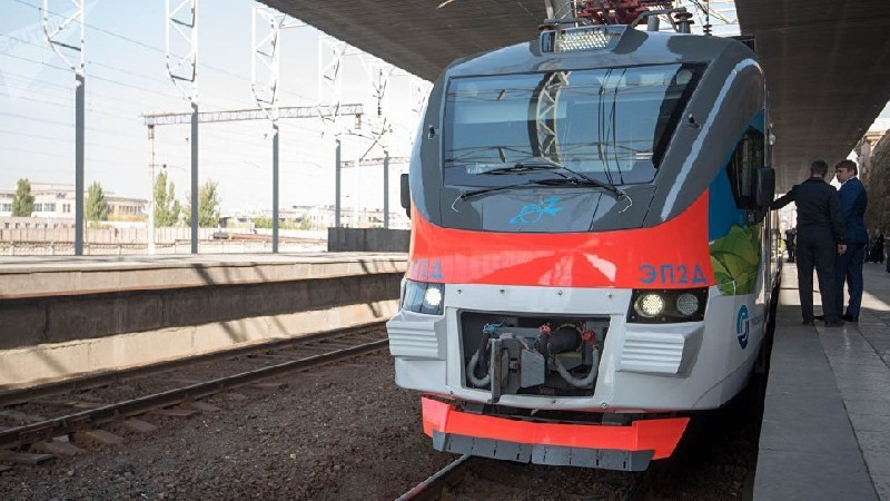 Օգոստոսի 1-ին երթևեկությունը ներհանրապետական էլեկտրագնացքներով կլինի անվճար՝ բացառությամբ Երևան-Գյումրի էքսպրեսների