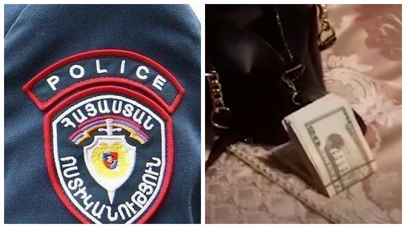 26-ամյա աղջիկը ազգականուհու տնից 8200 դոլար էր գողացել․ ոստիկանություն (տեսանյութ)
