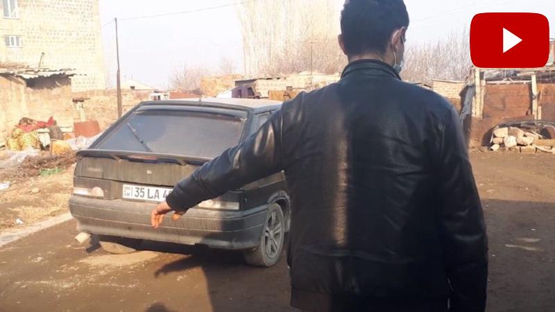Արմավիրի ոստիկանները բնակարաններից և մեքենաներից կատարված գողություններ են բացահայտել (տեսանյութ)