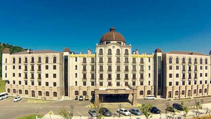 Փետրվարի 21-ին կկայանա «Գոլդեն Փելես» հյուրանոցային համալիրի աճուրդը․ մեկնարկային գինն ավելի քան 7 մլրդ դրամ է