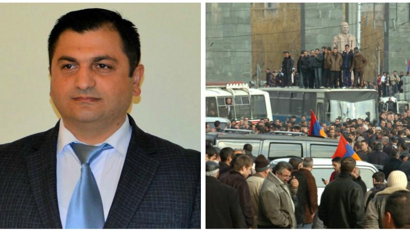 Վերաքննիչ դատարանը մարտի 1-ի գործով դատապարտված քաղաքացուն արդարացրել է. ՀՀ Գլխավոր դատախազի խորհրդական