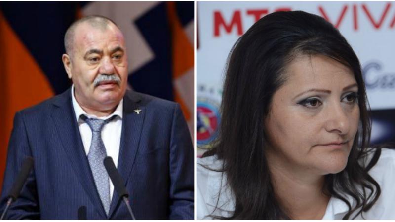 Մանվել Գրիգորյանի կնոջը՝ Նազիկ Ամիրյանին մեղադրանք է առաջադրվել. Ամիրյանը մեղադրվում է առանձնապես խոշոր չափի յուրացում կատարելու մեջ