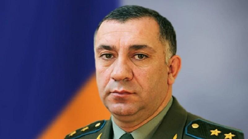 Ձերբակալվել է ՀՀ զինված ուժերի գլխավոր շտաբի պետի տեղակալը. ԱԱԾ