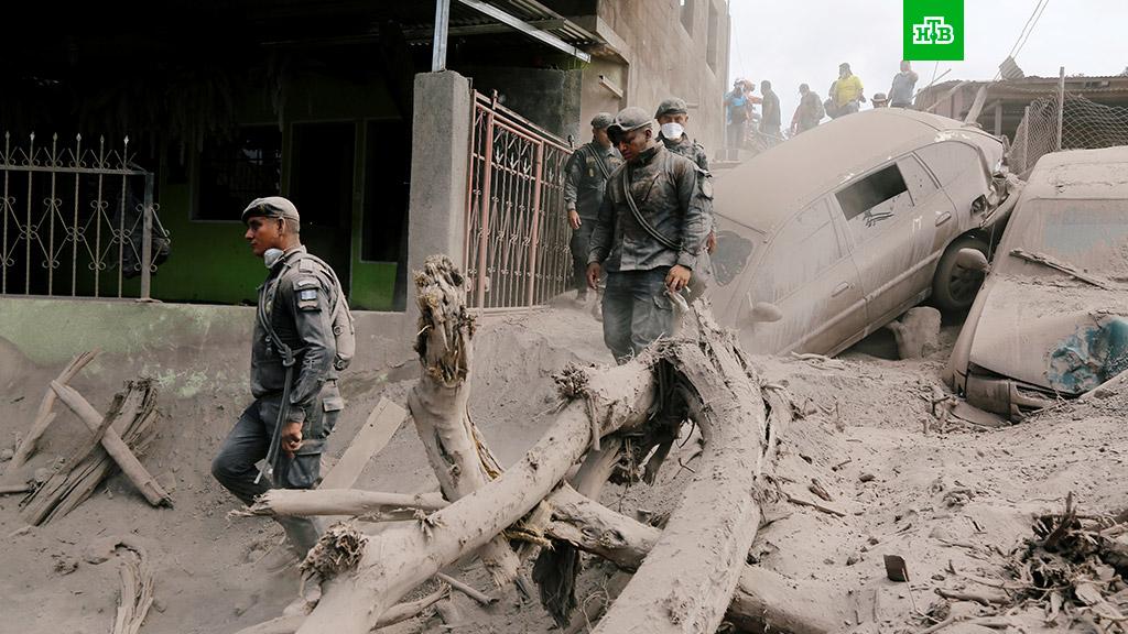 Գվատեմալայում հրաբխի ժայթքման հետևանքով զոհերի թիվը հասել է 99-ի