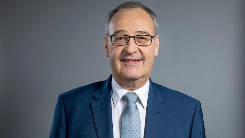 Շվեյցարիայի նախագահը կարևորել է ՌԴ դերակատարումը ԼՂ-ում կրակի դադարեցման գործում