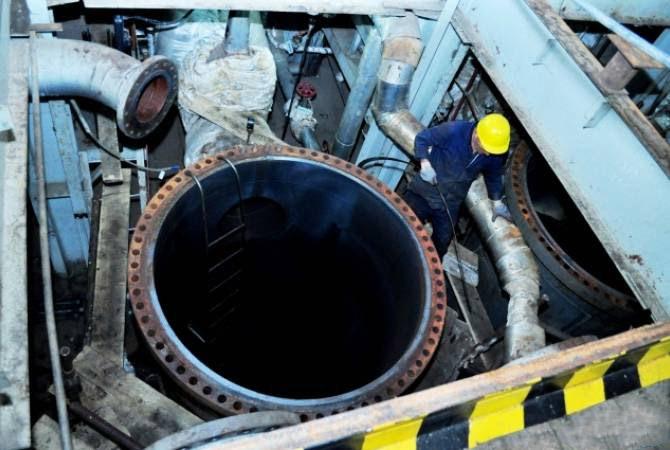 ՀԱԷԿ-ի 2-րդ էներգաբլոկի շահագործման ժամկետի երկարաձգման աշխատանքներին ներգրավվելու է «Ռուսատոմ Սերվիս»-ի 600 մասնագետ