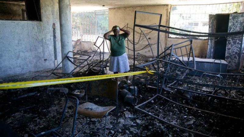 Հայիթիում մանկատան հրդեհը 15 երեխայի կյանք է խլել