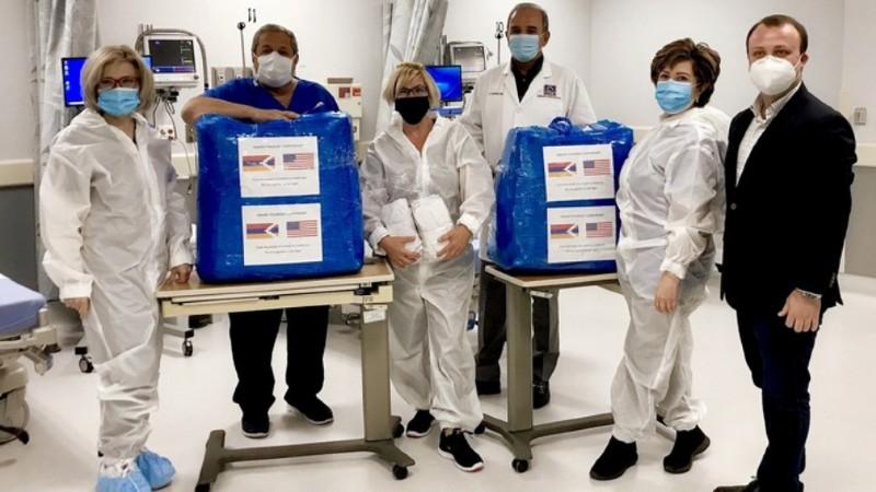 Բեռնատար օդանավով Հայաստան են հասնելու մի քանի տոննա դեղորայք, վիրաբուժական և բժշկական սարքավորումներ