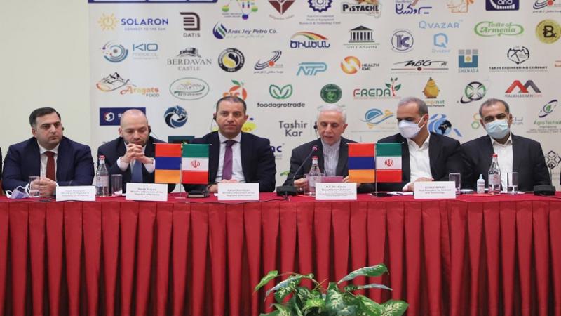 Վահան Քերոբյանը և Նարեկ Տերյանը մասնակցել են հայ-իրանական գործարար համաժողովին