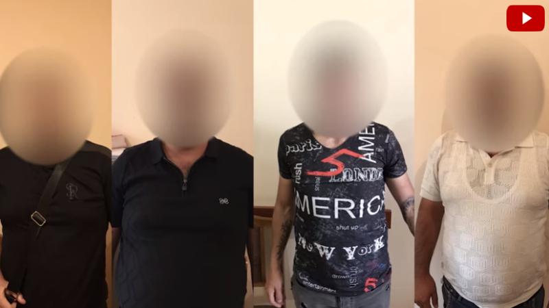 Մարգարյան բժշկական կենտրոնի հարակից այգում տղամարդուն դանակով սպառնացել են և ապօրինի զրկել ազատությունից․ կասկածյալները ձերբակալվել են (տեսանյութ)