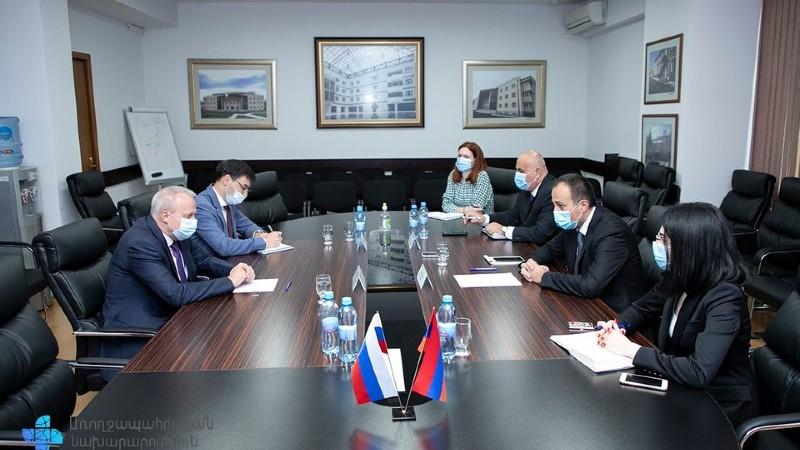 «Ռոսպոտրեբնադզոր»-ը Հայաստանին կտրամադրի ևս մեկ շարժական լաբորատորիա