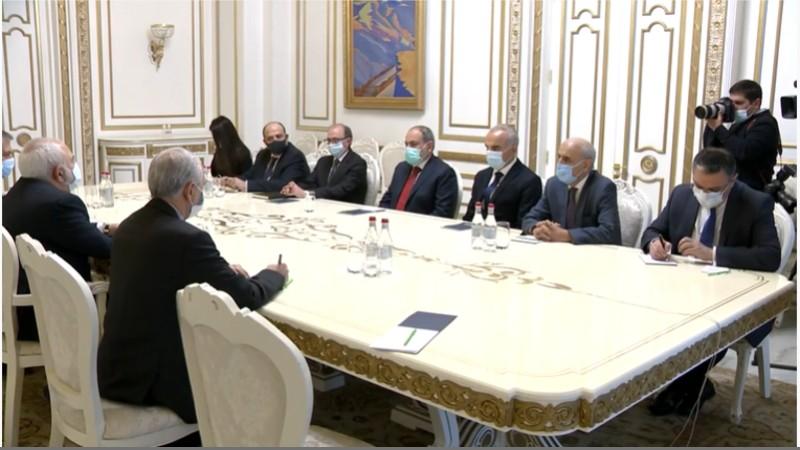 Տարածաշրջանի կայունությունն ու խաղաղությունը մեր ընդհանուր հետաքրքրությունների տիրույթում է. վարչապետն ընդունել է Իրանի ԱԳ նախարարին (տեսանյութ)
