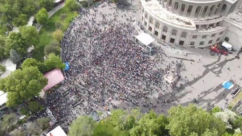 Քոչարյանի «հեռահավաքին» 16:25-ի դրությամբ՝ 3800-4200 մարդ է մասնակցել