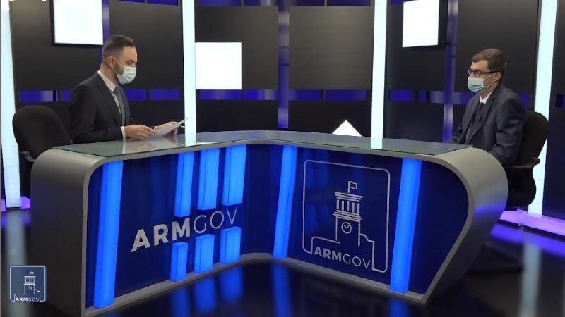 Արցախահայության աջակցության 1-ին ծրագրով կա 80 հազար հաստատված դիմում, 25 հազար քաղաքացու գումարը փոխանցվել է. Մեսրոպ Առաքելյան (տեսանյութ)