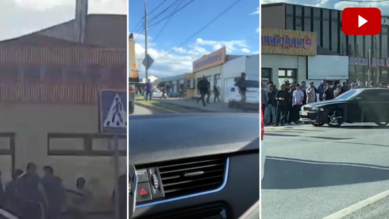Ադրբեջանցիները հարձակվել են Շաբլվկայում Հայկական Տուն խանութի վրա. վնասել են խանութի տիրոջ գլուխը (տեսանյութ)