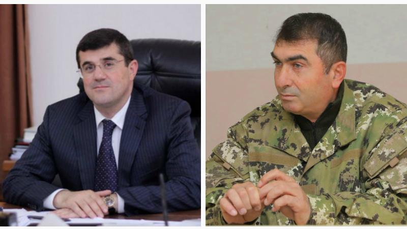 Որոշում եմ կայացրել ԱՀ Մարտունու շրջանի վարչակազմի ղեկավար Արարատ Մելքումյանին շնորհել «Արցախի հերոս» բարձրագույն կոչում. Արայիկ Հարությունյան
