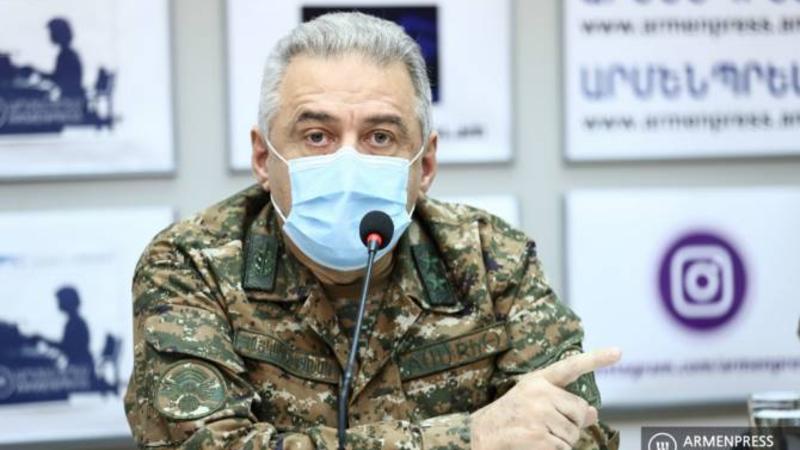 Հայաստանը նոր զենքի և սպառազինության ձեռքբերման ծրագիր ունի. Վաղարշակ Հարությունյան