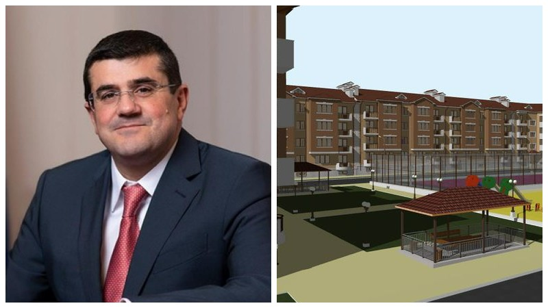 Շուտով կմեկնարկեն բազմաբնակարան շենքերի նոր թաղամասի կառուցման շինաշխատանքները․ Արայիկ Հարությունյան