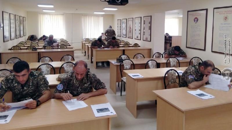 Հայ խաղաղապահները մասնակցում են հրամանատարական դասընթացների. ՊՆ