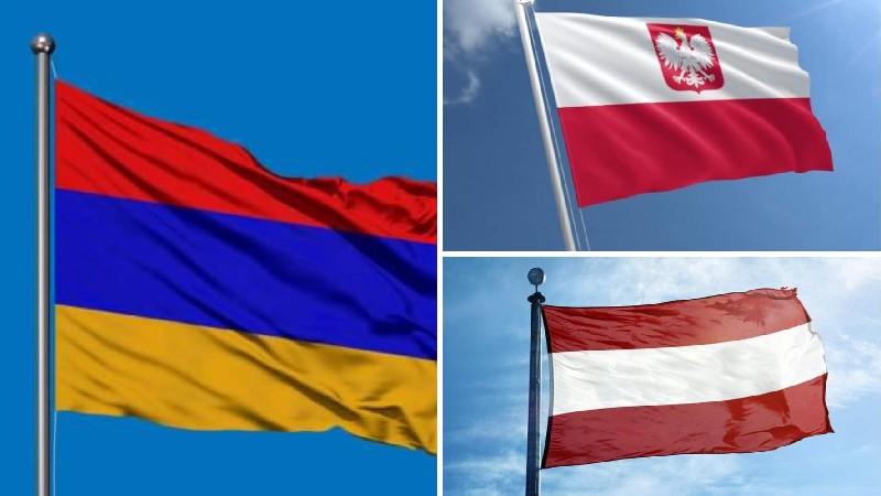 Լատվիայի և Լեհաստանի հետ կստորագրվեն առանց թույլտվության բնակվող անձանց հետընդունման համաձայնագրեր