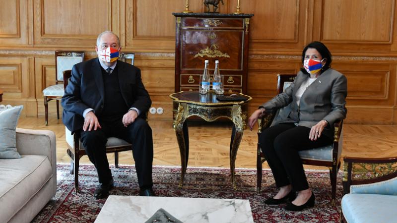 Առկա է մեծ ներուժ, մենք կարող ենք միասին աշխատելով ստեղծել նոր հնարավորություններ. հայ-վրացական բարձր մակարդակի հանդիպումներ