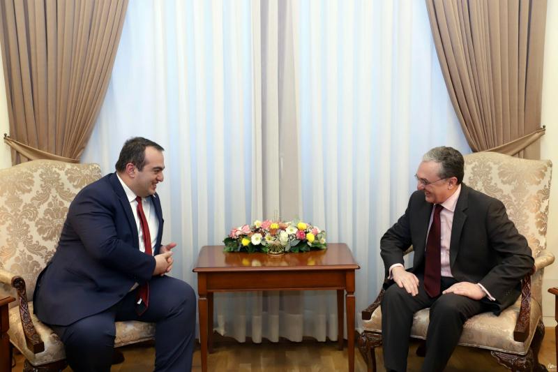 Հայաստանի և Վրաստանի ԱԳ նախարարների տեղակալները հանդիպել են․ քննարվել են զբոսաշրջության, էներգետիկայի և տրանսպորտային ոլորտներում առկա խնդիրները