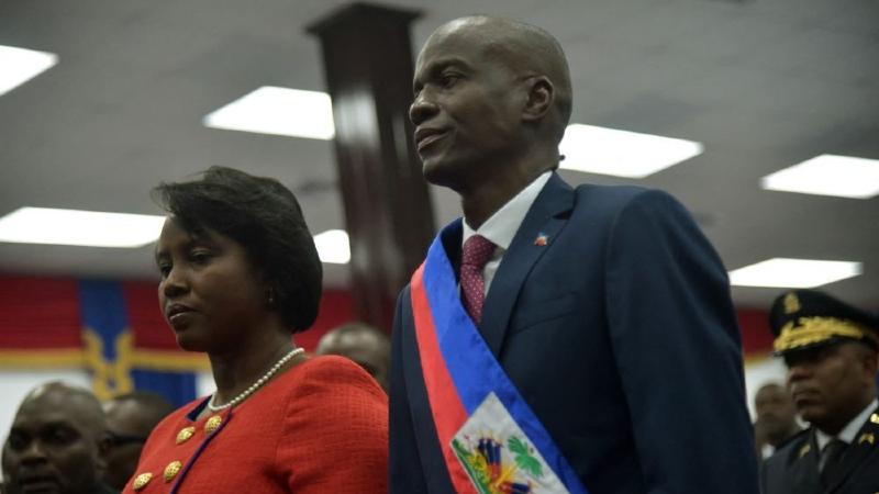 Նրան սպանել են այն բանի համար, որ նա փորձել է մի շարք նախագծեր իրականացնել Հայիթիում. Հայիթիի նախագահի այրին հայտարարություն է արել