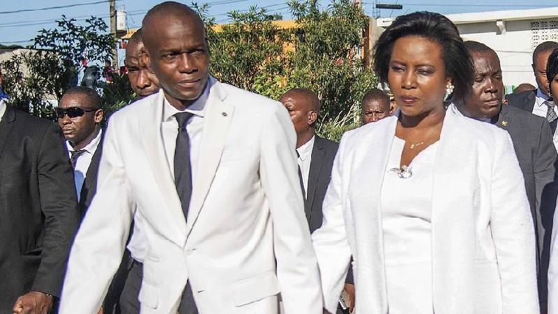 Սպանվել է Հայիթիի նախագահը, կինը մահացել է ստացված վնասվածքներից