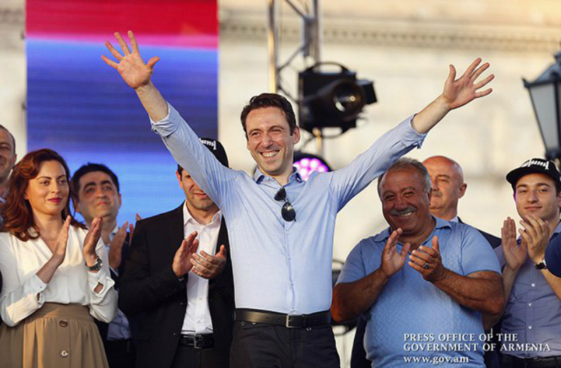 Երևանը միասին կդարձնենք մեր երազանքների քաղաքը. Մարության