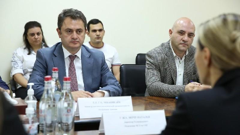 ՀՄՄ տարածաշրջանային ստորաբաժանման տնօրենը Հայաստանին առաջարկել է տեխնիկական աջակցության խորացում