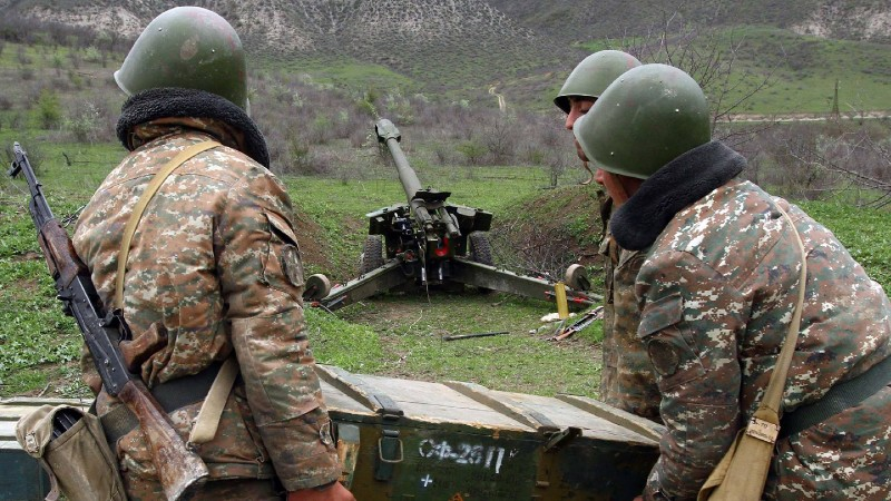 Հայկական զինված ուժերը իրականացրել են պատժիչ գործողություններ. hակառակորդը տվել է կենդանի ուժի կորուստներ