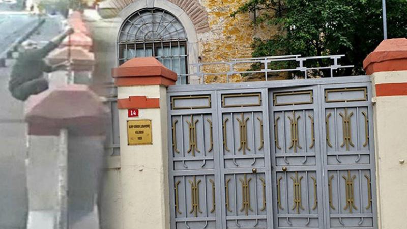 Ստամբուլի հայկական եկեղեցու խաչը պոկած անձը դատապարտվել է 1 տարի 4 ամիս ազատազրկման