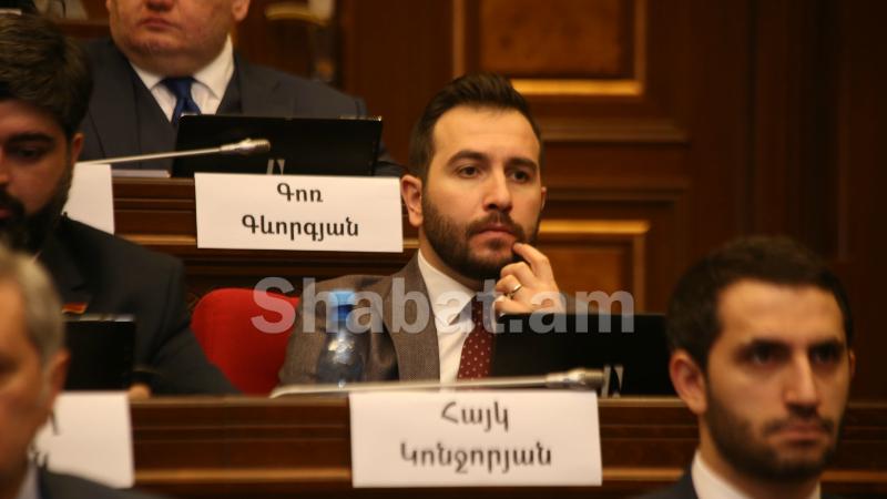ԵԱՀԿ ԽՎ նախագահին, գլխավոր քարտուղարին կոչ եմ արել խստագույնս դատապարտել Ադրբեջանի ռազմական ագրեսիան․ Հայկ Կոնջորյան