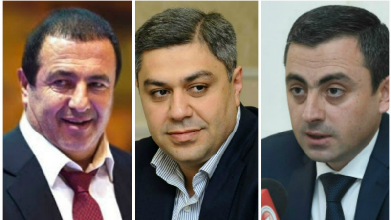 Երեք ուժերը դատարան չեն դիմի. «Հրապարակ»