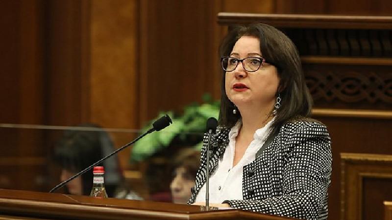 ԱԺ խորհուրդը որոշեց ուժը կորցրած ճանաչել Հերիքնազ Տիգրանյանի նշանակման որոշումը